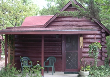Cabins cottages vacation homes and condos eureka springs for Cabine eureka ca