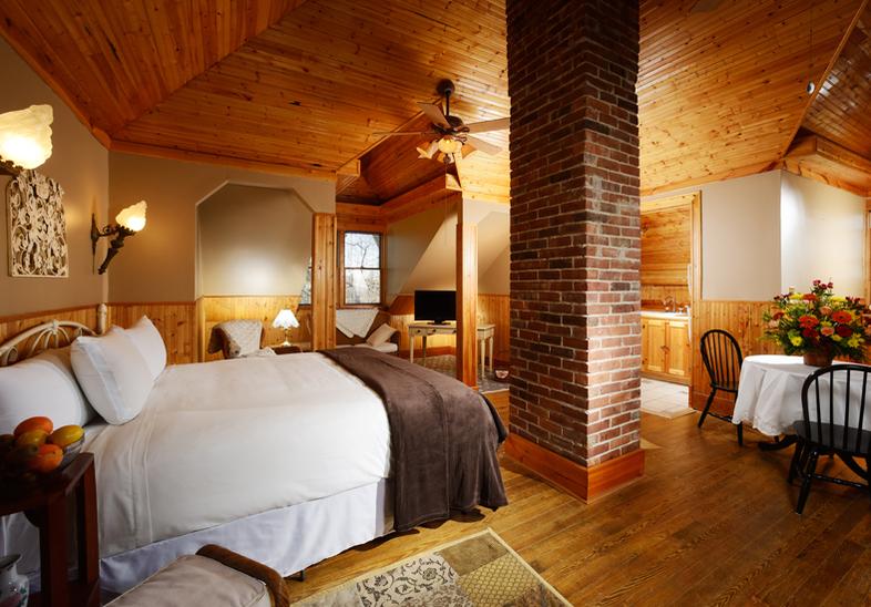 Room Hotel Suites Pet Friendly In Eureka Springs