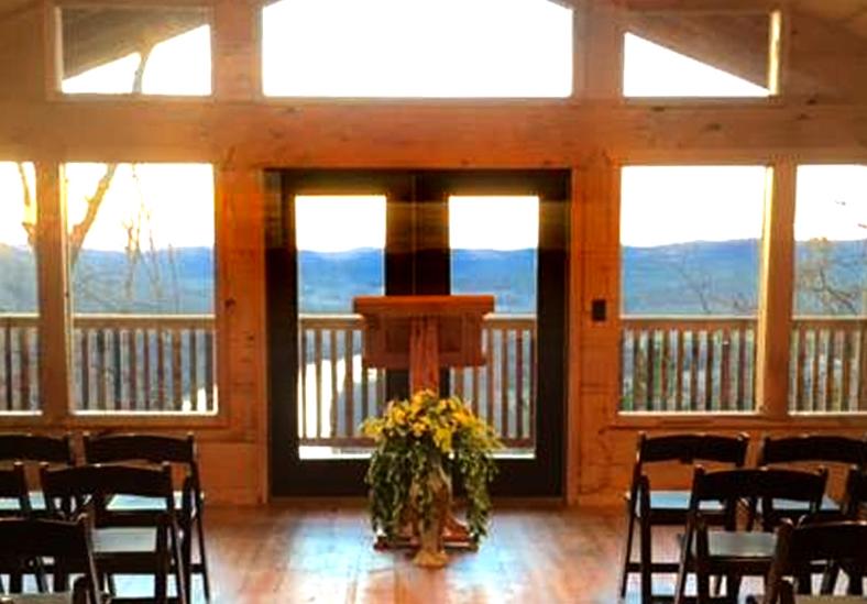eureka springs riverview wedding chapel