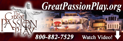 Great Passion Play - Eureka Springs