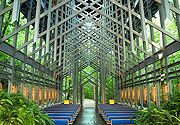 Thorncrown Chapel