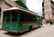Eureka Springs Trolley Service
